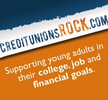 Credit Unions Rock.com supporting young adults with their financial goals