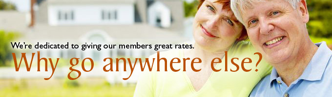 We offer great rates to our members.